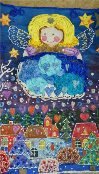 Świąteczny Anioł Orkiestry
