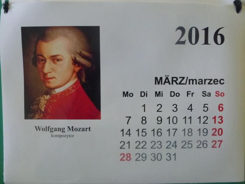 Mój niemiecki kalendarz