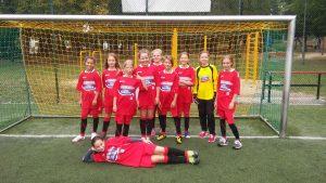 Sukces dziewcząt z rocznika 2004 w VI Turnieju Orlika o Puchar Premiera