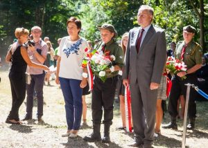 """71 rocznica akcji """"Burza"""" i bitwy na Kałużówce"""