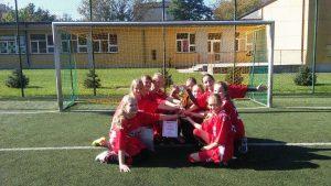 Dziewczęta w Finale VI Edycji Turnieju Orlika o Puchar Premiera RP!!