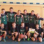 Brązowy medal chłopców