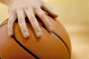 Sparingowe mecze koszykarskiej drużyny dziewcząt