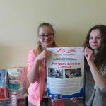 Pomagamy dzieciom z Załucza na Ukrainie
