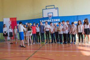 Zakończenie roku szkolnego klas szóstych