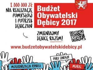 Projekt do Budżetu Obywatelskiego Dębicy 2017