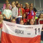 """Uczniowie """"Jedenastki"""" w Tauron Arenie Kraków"""