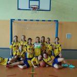 Złote medale dziewcząt w koszykówkę