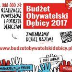 Budżet Obywatelskie Dębicy 2017