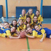 Ćwierćfinał wojewódzkich zawodów w mini koszykówkę dziewcząt
