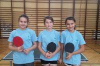 Zawody w tenisie stołowym