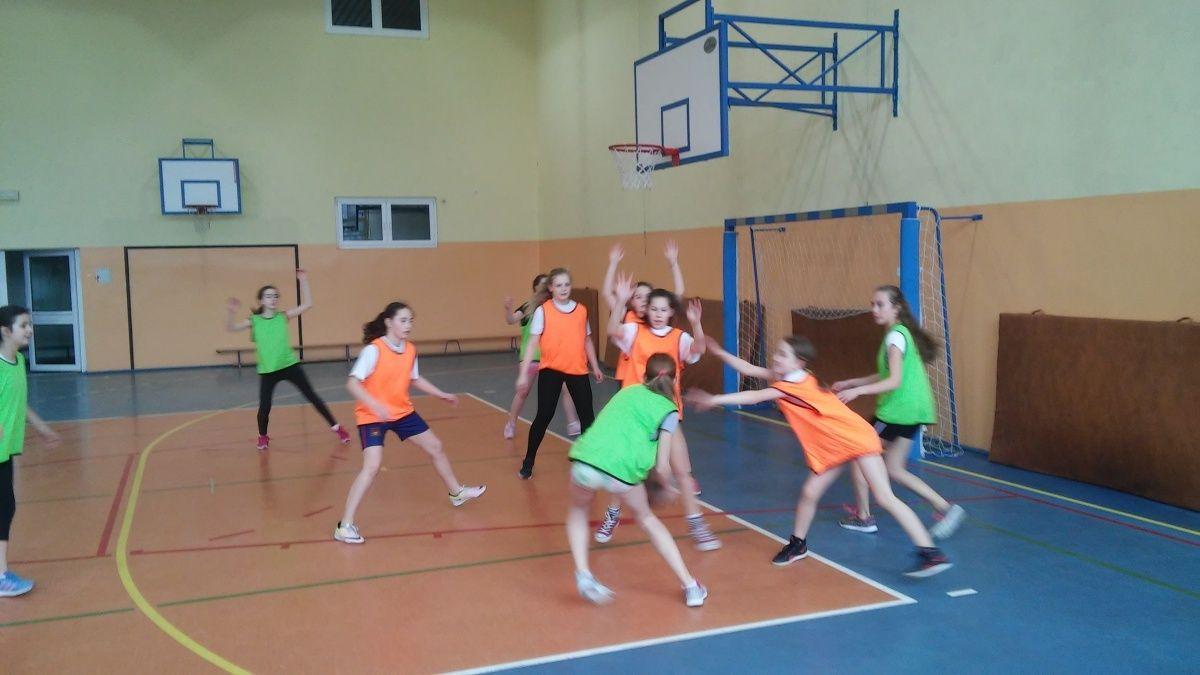 Sobotni trening przed turniejem półfinałowym