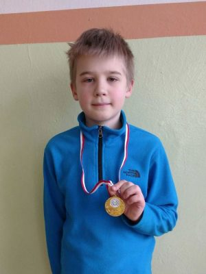 Złoty medal Karola Rzeszuto, brązowy medal Gabrieli Pisarczyk