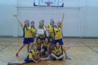 Rewelacyjna gra dziewcząt – awans do turnieju barażowego