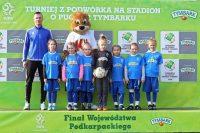 """Finał wojewódzki """"Z podwórka na stadion o Puchar Tymbarku"""""""