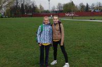 Zawody rejonowe Igrzysk Młodzieży Szkolnej w biegach przełajowych