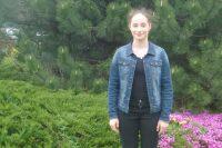 Julia Ragan Laureatka Kuratoryjnego konkursu z języka niemieckiego