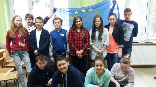 Szkolny Konkurs Wiedzy o Europie i Unii Europejskiej