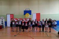 Nagrody za zajęcie VI miejsca koszykówce