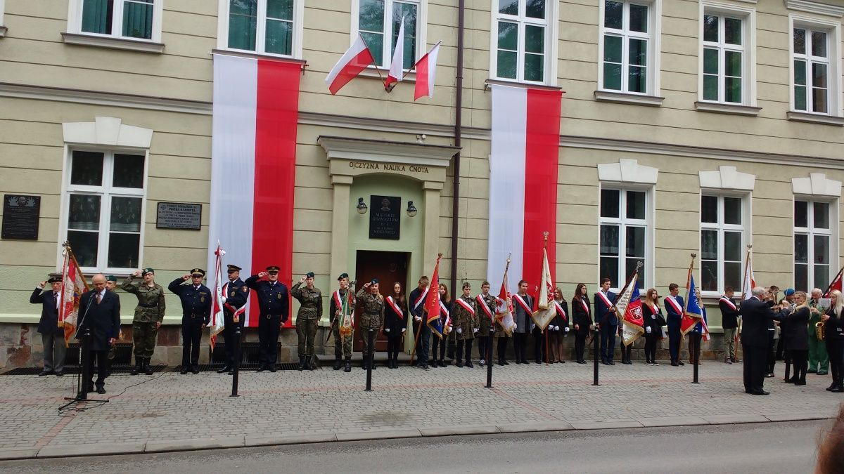 78. rocznica powstania Polskiego Państwa Podziemnego