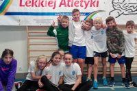 Lekkoatletyka dla każdego – medale uczniów Jedenastki