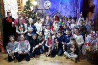 Spotkanie z Mikołajem w Kopalni Soli w Bochni