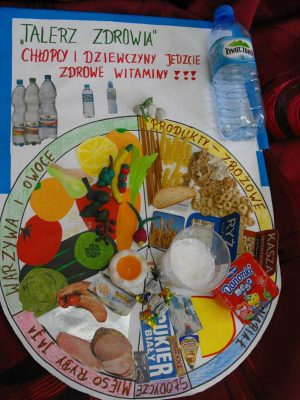 Zdrowie na talerzu – spotkanie z panią intendentką