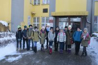 Młodzi Odkrywcy z wizytą w Zespole Szkół nr 2 im. Eugeniusza Kwiatkowskiego w Dębicy