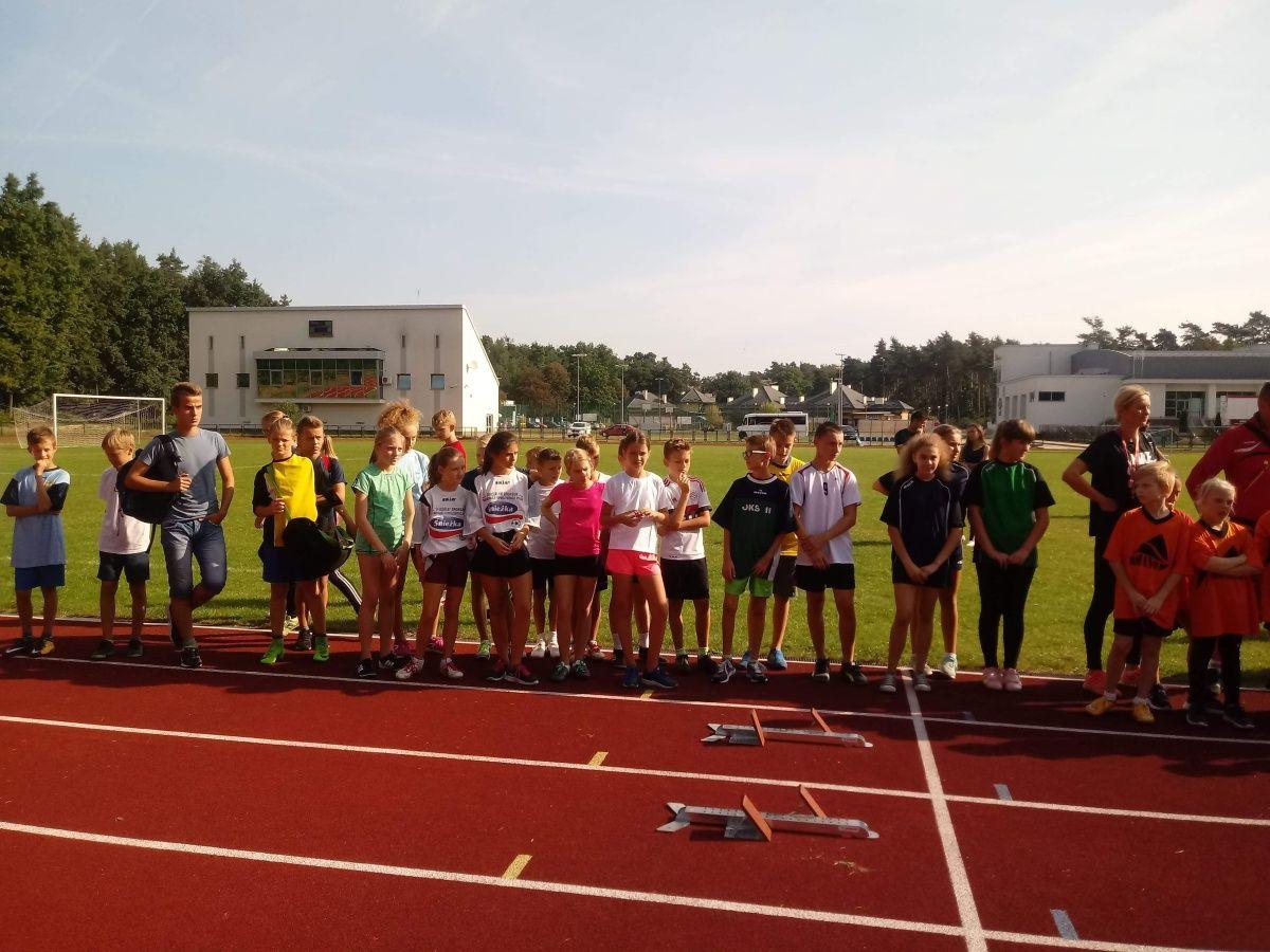 Indywidualne Mistrzostwa Lekkoatletyczne – 7 medali uczniów Jedenastki
