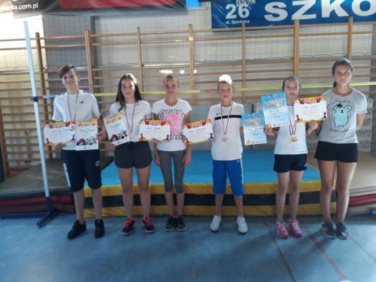 Drugi dzień – Indywidualnych Mistrzostw Lekkoatletycznych