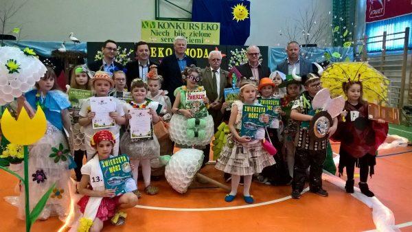 Sukces świetliczaków w konkursie Niech bije zielone serce Ziemi