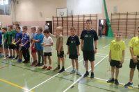 Półfinał Wojewódzkich Igrzysk Dzieci w badmintonie