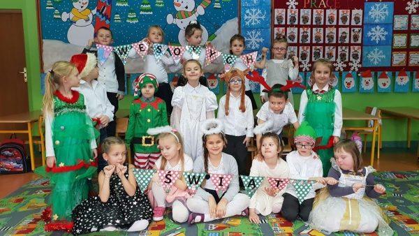 Świątecznie w przedszkolu