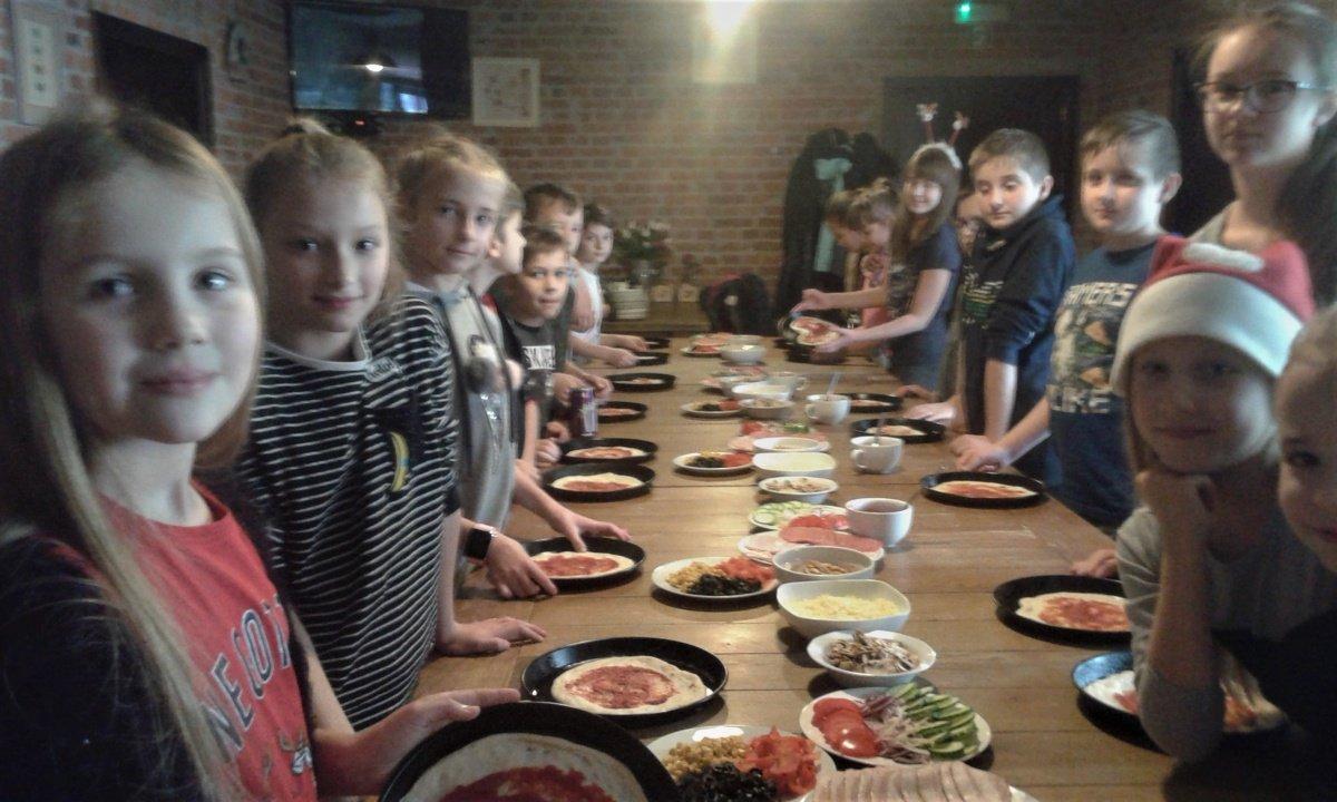 Mikołajkowe warsztaty kulinarne