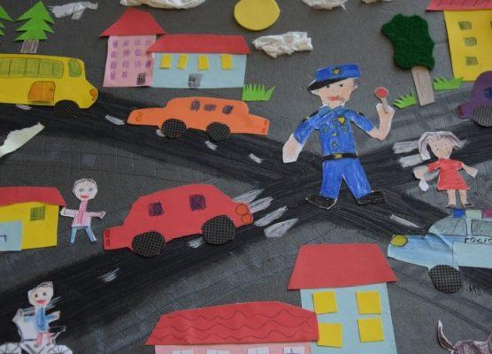 Policjant na straży praw człowieka