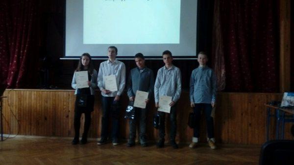 XXII Powiatowy Konkurs Matematyczny
