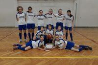 Dziewczęta najlepsze w ćwierćfinale Igrzysk Dzieci w koszykówkę