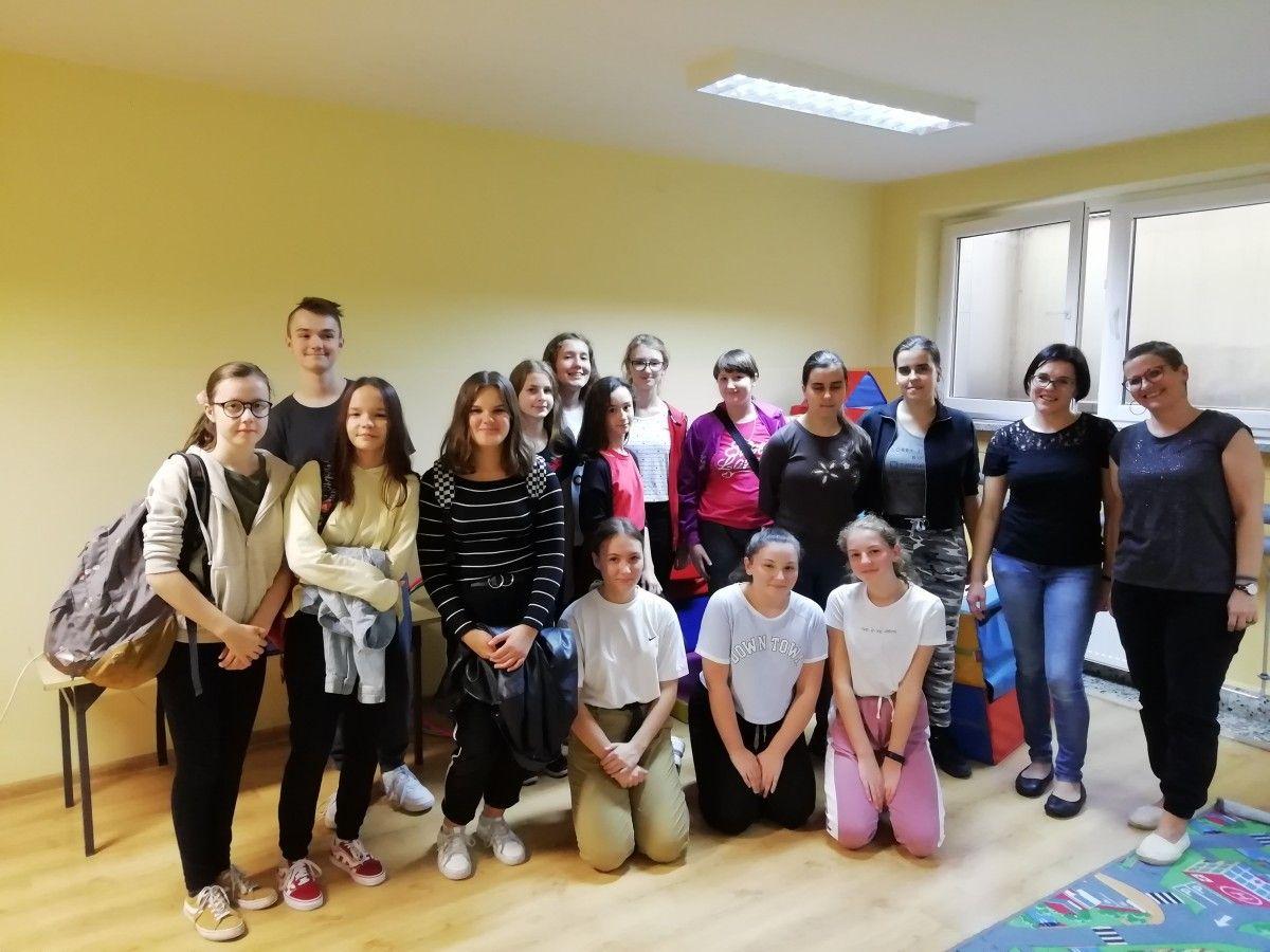 Szkolenie dla wolontariuszy