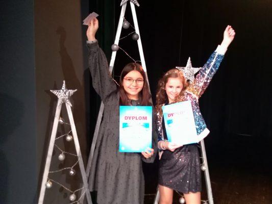 Jedenastka na podium w X Powiatowym Konkursie Kolęd i Pastorałek