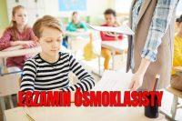 Informacje dla ósmoklasistów przed egzaminem 2020