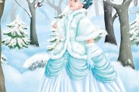 Świetlica zaprasza na spotkanie z Panią Zimą