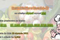 Koszt obiadów w klasach I – III