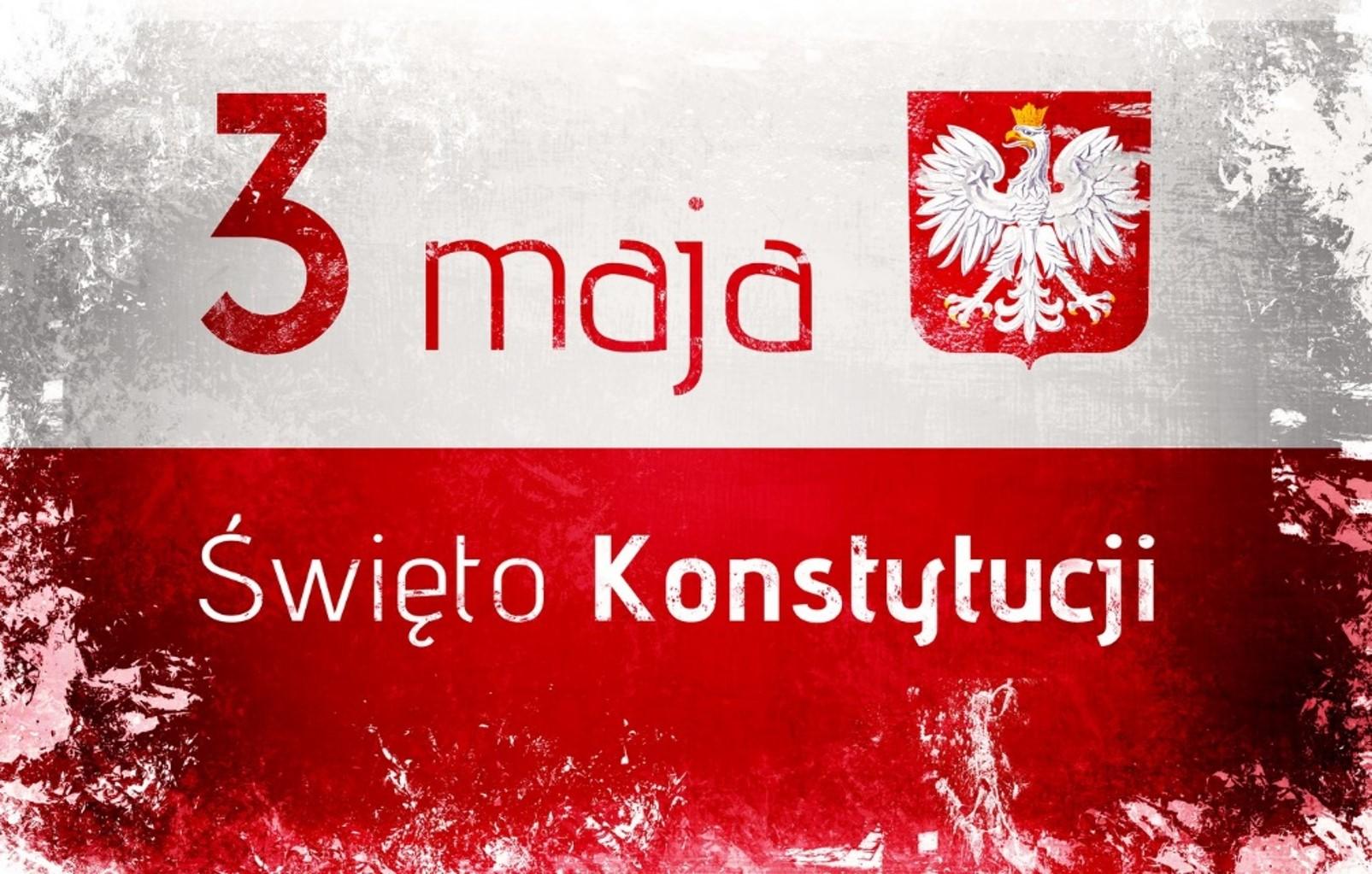 3 Maja Święto Konstytucji