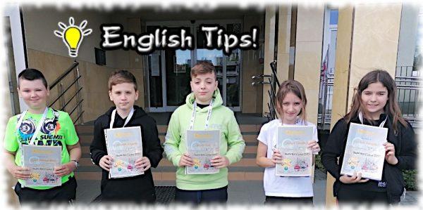 Konkurs English Tips