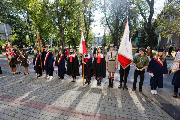 Uczniowie uczcili 82. rocznicę powstania Polskiego Państwa Podziemnego